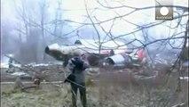 Poland opens fresh probe into plane crash that killed President Lech Kaczynski in Russia
