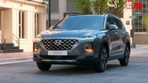 VÍDEO: Hyundai Santa Fe 2018, un SUV que mejora en todo