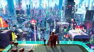 Ralph Breaks The Internet- Wreck-It Ralph 2 Official Teaser Trailer