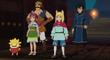 Ni no Kuni 2 El Renacer de un Reino - 10 minutos de gameplay