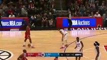 James Harden humilie les Clippers avec ce crossover exceptionnel