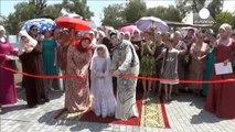 Chechnya opens first women-only beach
