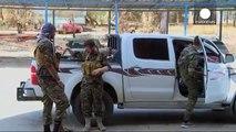 Westerners volunteer with Kurdish militia against ISIL