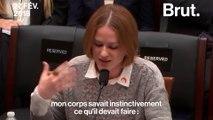 Le témoignage glaçant Evan Rachel Wood, victime de viols