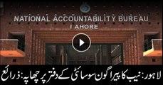 NAB raids Paragon Society office: sources