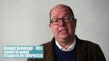 """Benoît Grevisse (UCLouvain) rejoint """"Les experts"""" de Sudpresse"""