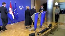 """The EU had warned Hungary to expect a """"fight"""" if it moves to reintroduce the death penalty"""