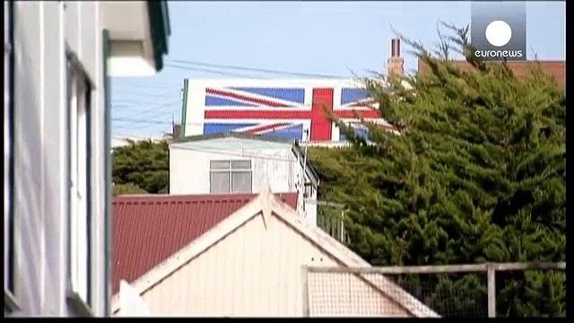 Diplomatic row over Falkland Islands heats up