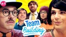 Le LAB  - TEAM  BUILDING (Amaury & Quentin)