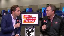 John Lynch explains why Jimmy Garoppolo's blockbuster deal is well worth it