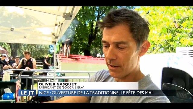 Extrait Azur Tv – Mai de Nice Cimiez 2017