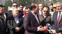 Karacan, sanatçılar ve futbolcular birlikte Kilis İl Jandarma Komutanlığı'nı ziyaret etti - KİLİS