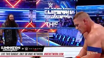 John Cena vs. Randy Orton- SmackDown LIVE, Feb. 7, 2017