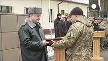 Ukraine: President Petro Poroshenko questions if ceasefire will take effect