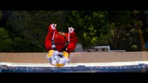 Les aventures de Spirou et Fantasio - Extrait 1: Spriou et Fantasio s'échappent avec le champicoptère