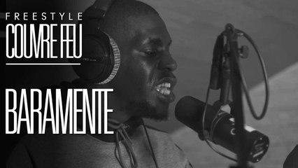 Baramenté - Freestyle COUVRE FEU sur OKLM Radio