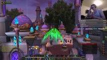 Ce gamer pète un cable après avoir été interrompu par sa soeur et sa mère en pleine partie de Warcraft