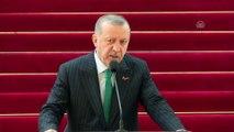 """Cumhurbaşkanı Erdoğan: """"Afrika ülkeleriyle eşit ortaklık ve saygıya dayalı iş birliği geliştirmek istiyoruz"""" - DAKAR"""
