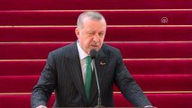 """Cumhurbaşkanı Erdoğan: """"Afrika Ülkeleriyle Eşit Ortaklık ve Saygıya Dayalı İş Birliği Geliştirmek..."""