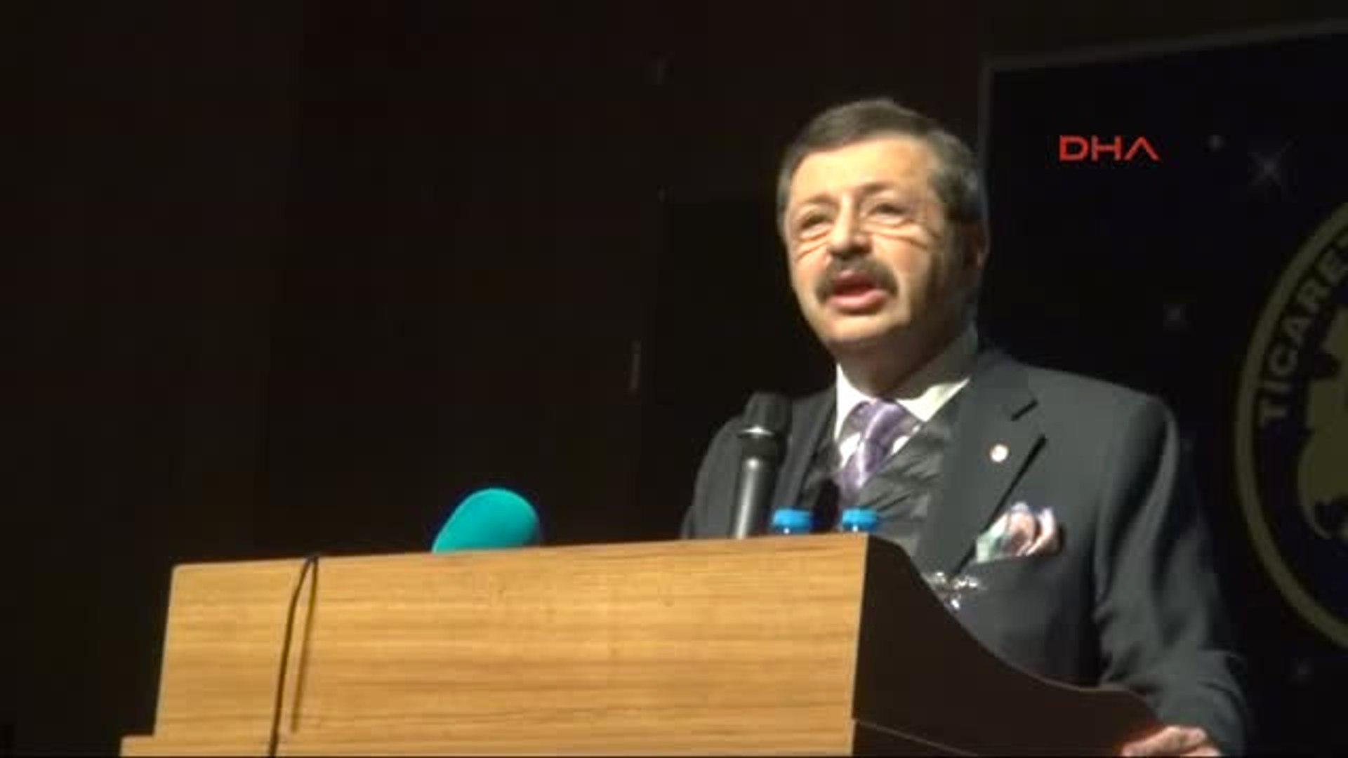 Zonguldak TOBB Başkanı Hisarcıklıoğlu: Yerli Otomobil 2020 veya 2022'de Tamamen Elektrikli Olac