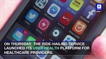 Uber Health to Improve Patient Ride-Hailing Services