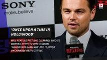 Leonardo DiCaprio and Brad Pitt Join Cast of Quentin Tarantino Film