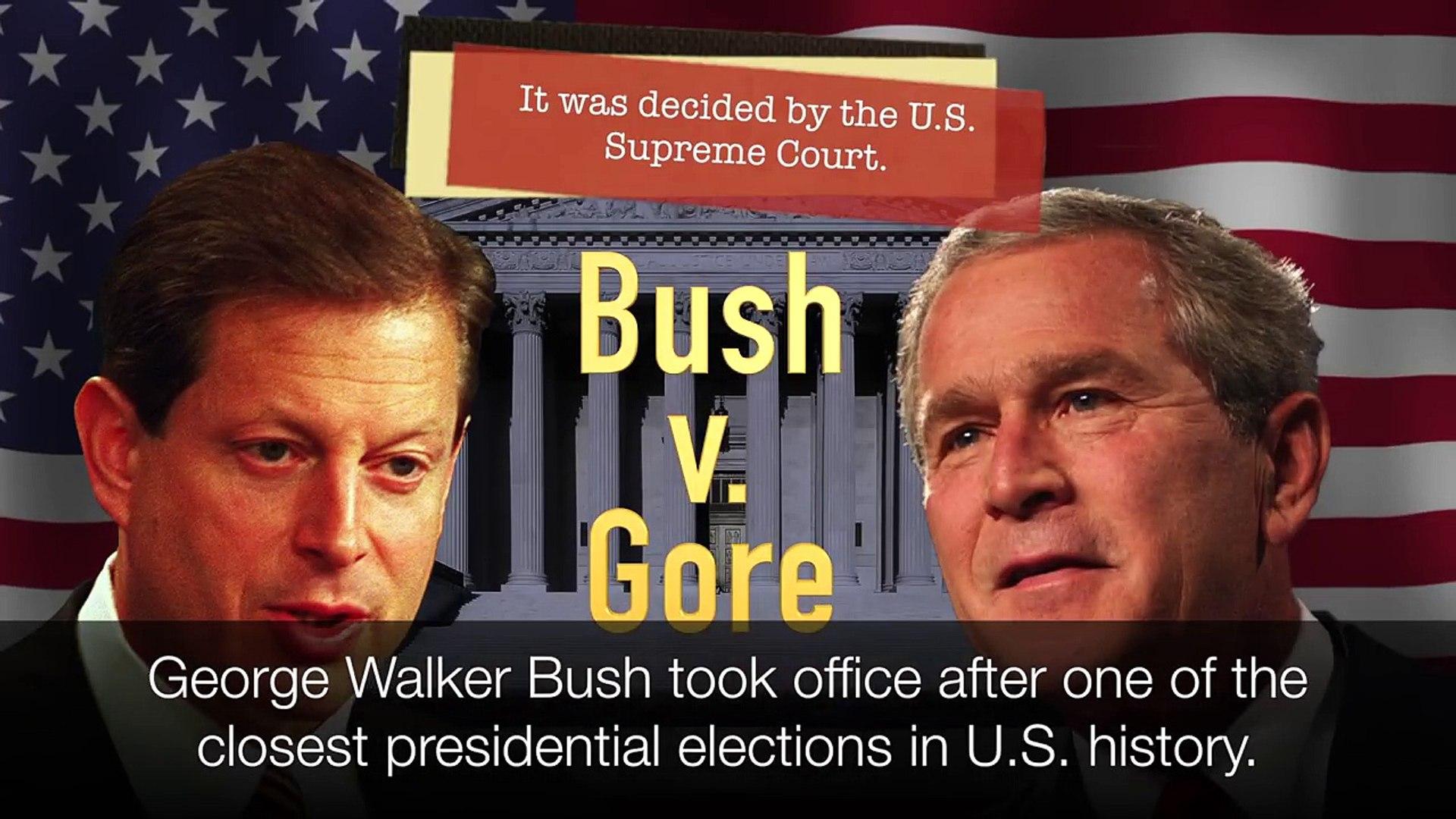 America's Presidents - George W. Bush