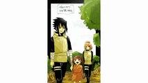 【漫画動画】NARUTO - サスケ & サクラ - Funny Manga Anime