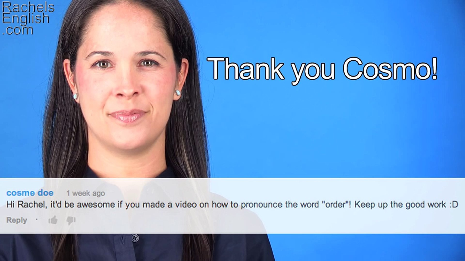 How to Pronounce ORDER -- American English Pronunciation