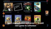 CS401 Using NASM on 64bit System with Dosbox - video dailymotion