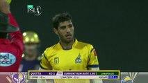 Quetta GladiatorsSixes - Quetta Gladiators Vs Peshawar Zalmi- Match 10 - 1st Mar - HBL PSL 2018