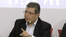"""Don't be surprised of """"hate spin"""" tactics in GE14, says Saifuddin"""