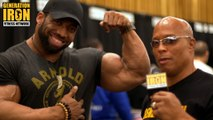 Cedric McMillan Interview: Last Year's Arnold Classic Win Wasn't Good Enough | Arnold Classic 2018