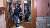 Kartalda anne ve babasını öldüren E Ö Erenköy Ruh ve Sinir Hastalıkları hastanesinde yakalandı