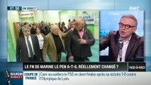 Brunet & Dély : Le FN de Marine Le Pen a-t-il réellement changé ? - 02/03