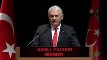Başbakan Yıldırım Milli Savunma Üniversitesi Mezuniyet Töreni'ne Katıldı