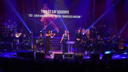 Zara Ft. Kılıç Aslan - Time To Say Goodbye - ( Official Video )