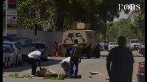 Ouagadougou : attaques visant l'ambassade de France et l'état-major burkinabé