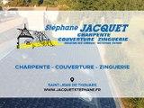 Jacquet Stéphane, couverture, charpente et zinguerie à Saint-Jean de Thouars.