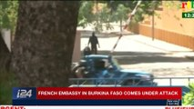 i24NEWS DESK | Burkina Faso Info. Minister: at least four killed | Friday,  March 2nd 2018