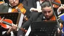 Fresh Start: Syrian violinist Ali Moraly | Euromaxx