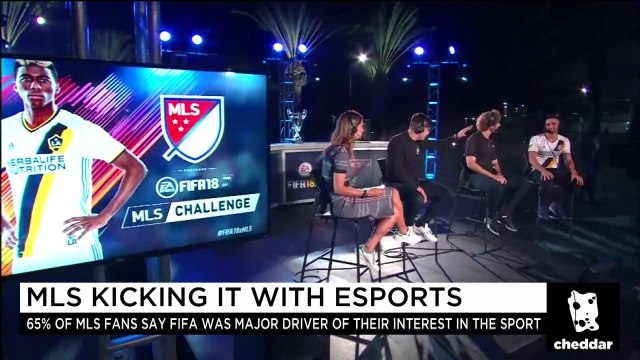 How MLS Star Mike LaBelle Prepares for an eSports Tournament