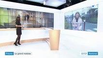 Prisons : Emmanuel Macron en immersion au centre pénitentiaire de Fresnes