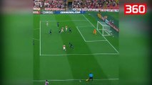 Shënohet një nga golat më të çuditshëm në historinë e futbollit, shikoni videon (360video)