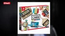 Nintendo Labo : découvrez la magie des accessoires en carton de la Switch
