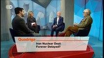 Iran Nuclear Deal: Forever Delayed? | Quadriga