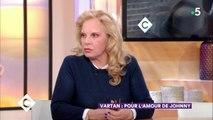 VIDEO. Sylvie Vartan sait pourquoi il y avait autant de monde à son mariage avec Johnny Hallyday et c'est très drôle