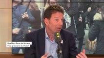 """Geoffroy Roux de Bezieux (Medef) : """"Si on surtaxe les CDD, l'activité partira au noir"""""""