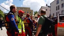 Fighting the Floods in Passau | Journal Reporters