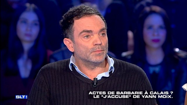 """EXCLU - Yann Moix """"Je vais attaquer Gérard Collomb pour diffamation"""" - Salut les terriens - 03/03/2018"""